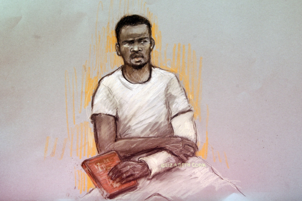 Woolwich accused in new court outburst after telling judge: 'I'm a soldier'