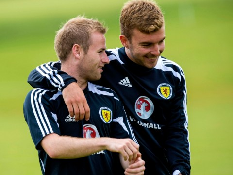 Scotland's James Morrison fired up by Croatian predictions of a thrashing