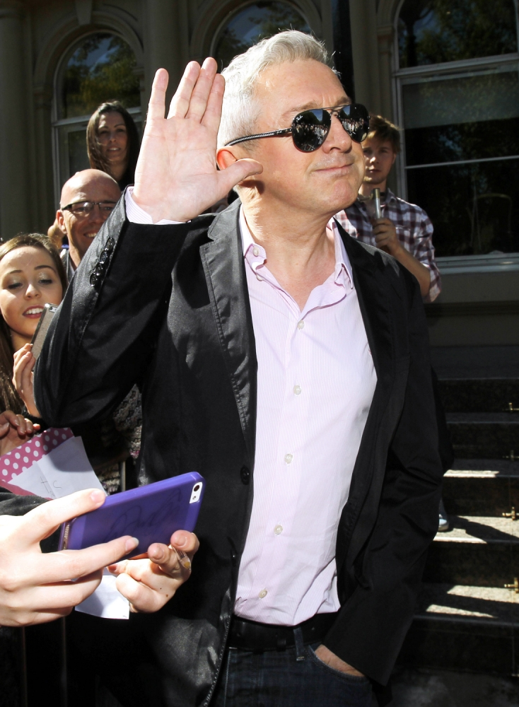 Ten years and ten 'memorable' moments as Louis Walsh quits X Factor