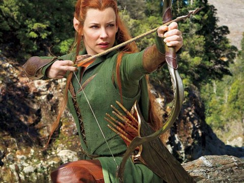 'You like death? Then let me give it to you': The Hobbit: Desolation of Smaug reveals Tauriel-centric TV spot