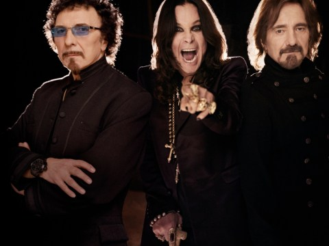 The number's not up for Black Sabbath on new album 13