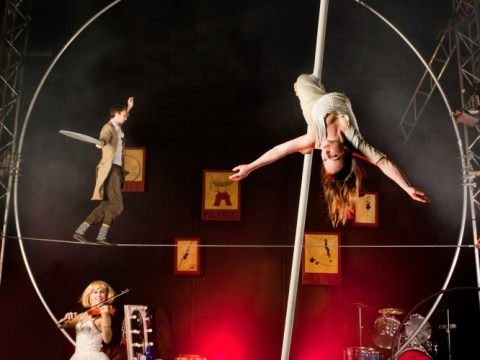 Pirates Of The Carabina combine circus and drama to mixed effect in Flown