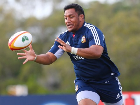 Mako Vunipola ready to make most of British and Irish Lions chance