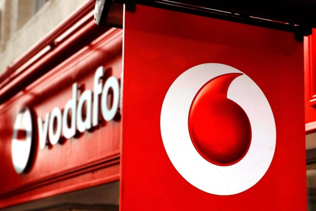File photo dated 02/11/10 of a general view of a Vodafone store as the mobile phone giant paid no UK corporation tax for the second year running despite earning more than £5 billion of revenues in Britain PRESS ASSOCIATION Photo. Issue date: Friday June 7, 2013. See PA story CITY Vodafone. Photo credit should read: PA/PA Wire