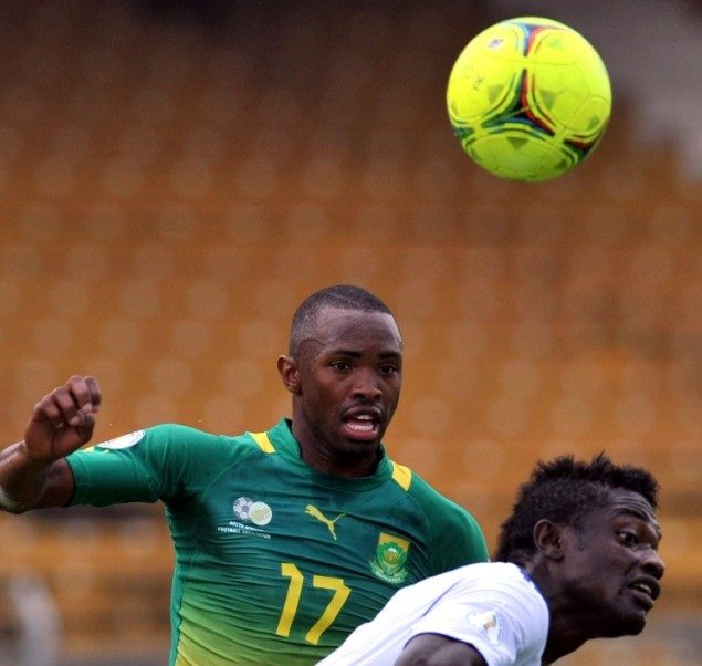Stunning own goal leaves South Africa rocking