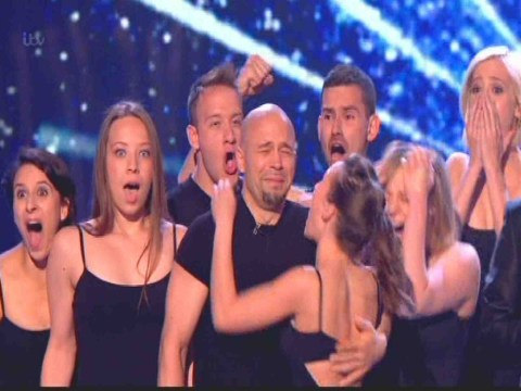 Attraction crowned winners of Britain's Got Talent 2013