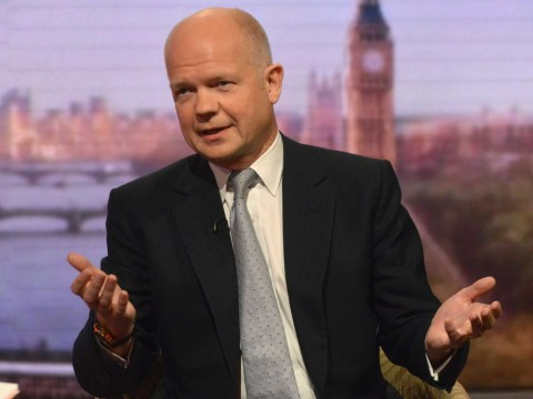 William Hague under fire over 'stupid woman' jibe to Labour MP Cathy Jamieson
