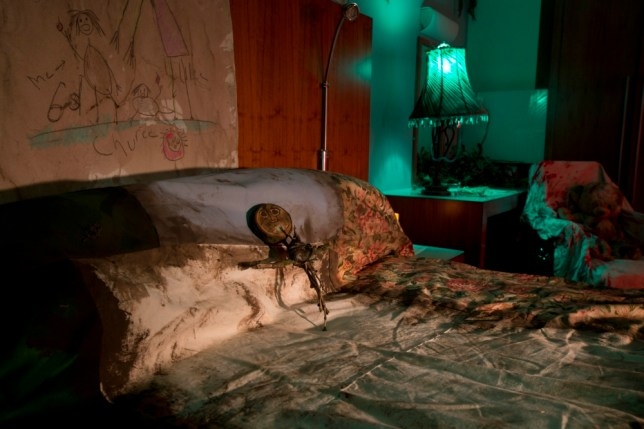Dare you spend a night at London's horror hotel?