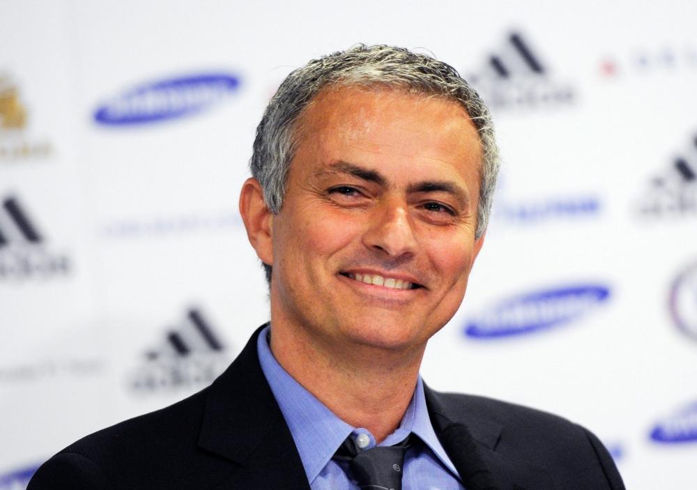 Video: Jose Mourinho – 'I am the happy one'