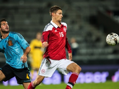 Aston Villa complete signing of giant Denmark striker Nicklas Helenius