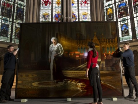 'Fathers4Justice campaigner' appears in court over defacing of Queen portrait