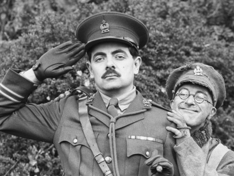 Blackadder producer reveals plans for new movie