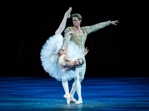 English National Ballet's supersized Swan Lake is a crowd-pleaser