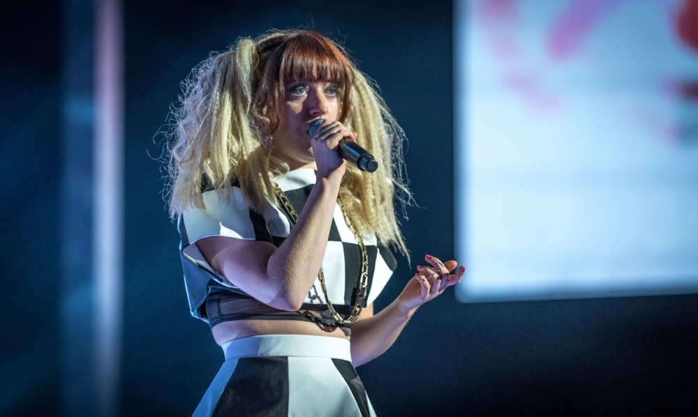 Leah McFall's victory is the only thing that can save The Voice UK