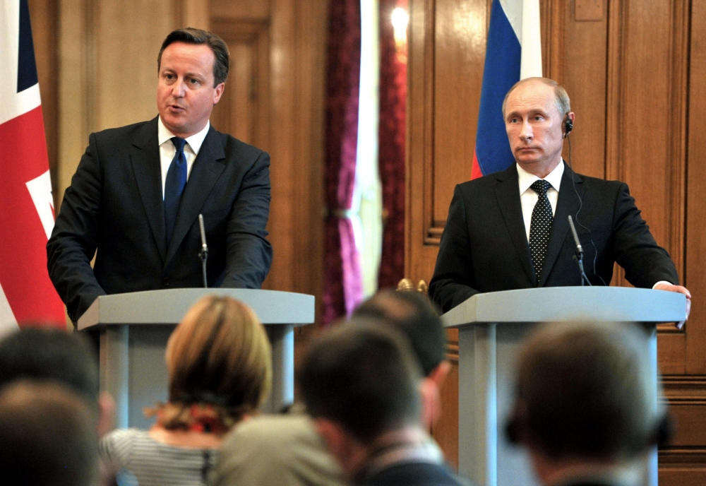 Vladimir Putin: Russia supports Bashar al-Assad, not barbaric Syrian rebel forces