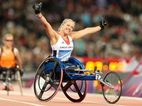 Paralympic gold medallists Cockroft, Davies and Peacock lead team for Lyon