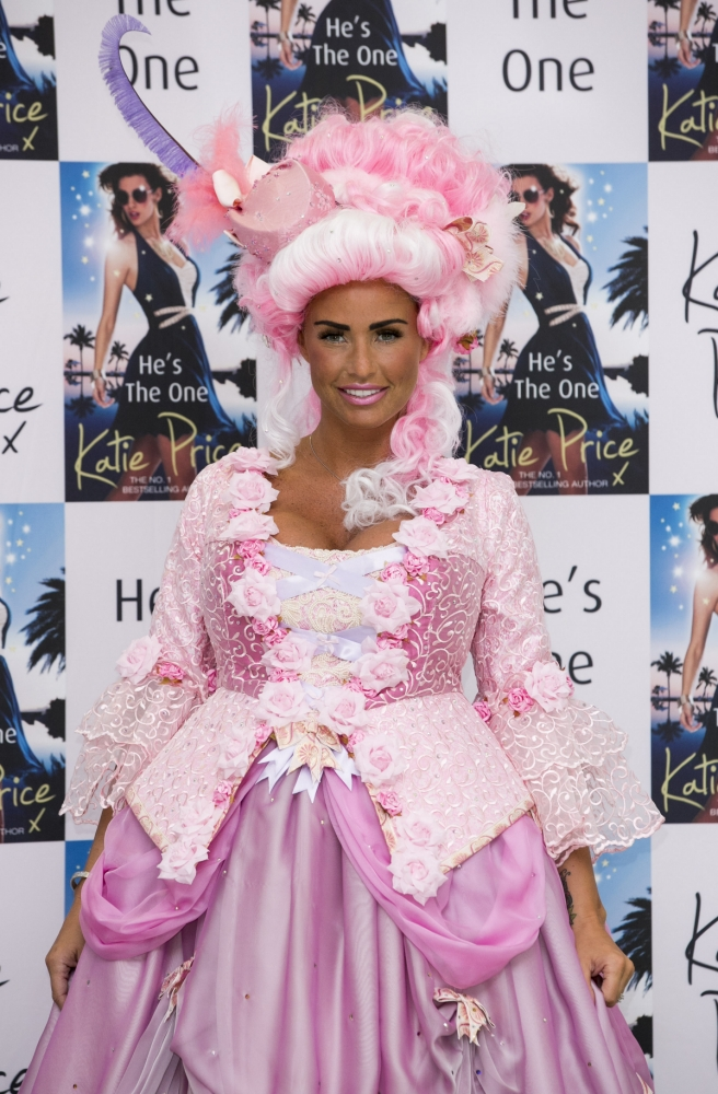 Katie Price: Danny Cipriani and Alex Reid should be dreading my new autobiography
