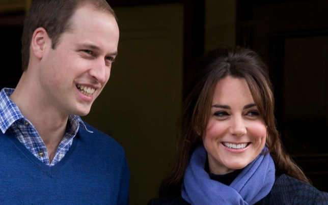 Kate and William do not know whether they are having a boy or girl
