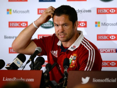 Andy Farrell tipping Lions to hit back in 'game of our lives'