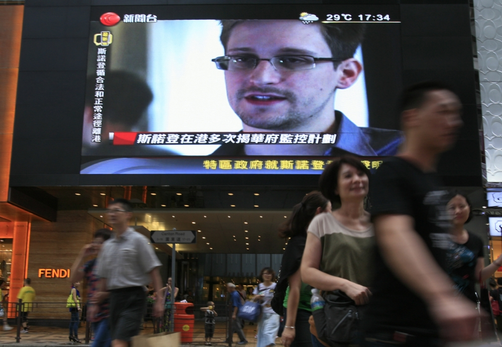 Russian foreign minister: Whistleblower Edward Snowden never crossed border into Russia