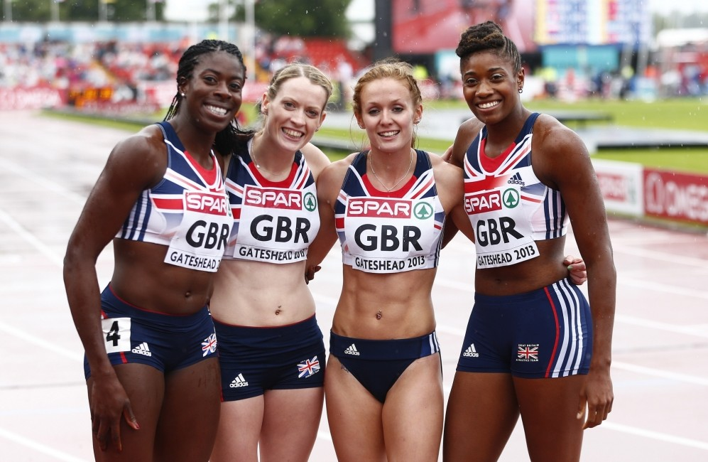 Great Britain's women star at European Team Championships