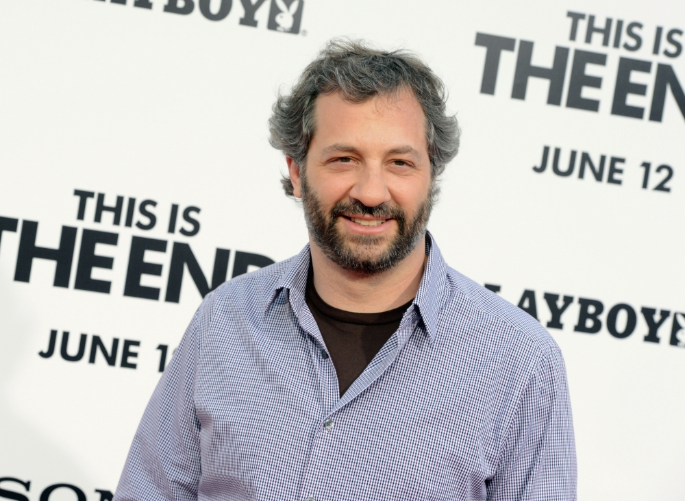 Judd Apatow: I based This Is 40 on friends having midlife meltdowns