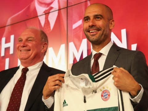 Bayern Munich: Coffee convinced us Pep Guardiola was our man