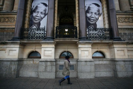 Nelson Mandela dies: A shadow falls over the Rainbow Nation