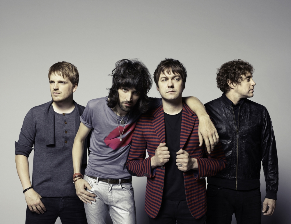 Kasabian will be performing at Hard Rock Calling (Picture: Dean Chalkley)