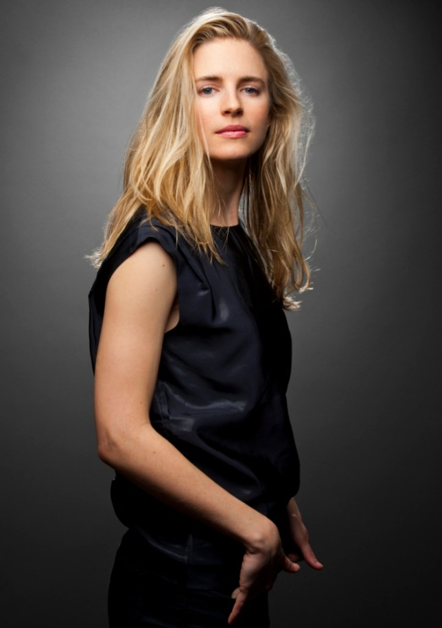 Writer and actress Brit Marling (Picture: Corbis Outline)