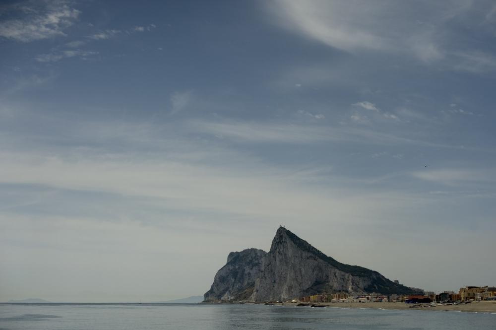 Spanish police 'shoot at' jet-ski Briton off Gibraltar