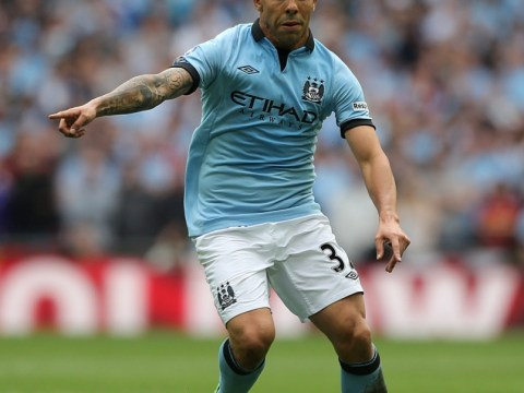 Carlos Tevez set to join Juventus as Manchester City prepare to sell up