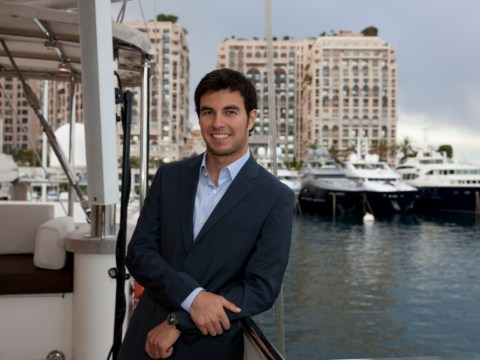 Formula One McLaren driver Sergio Perez: Monaco is convenient for England