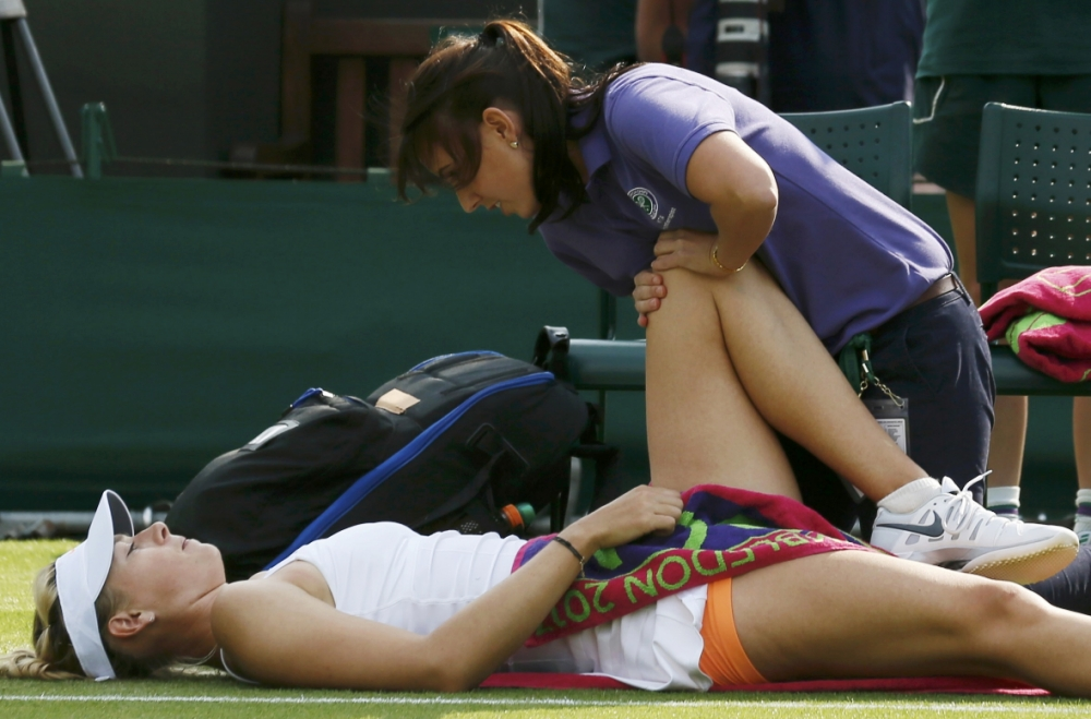 Wimbledon 2013: Victoria Azarenka leads calls for surface investigation after spate of injury withdrawals