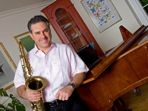 Surgeon Dan Reinstein: I take playing the saxophone as seriously as performing eye surgery