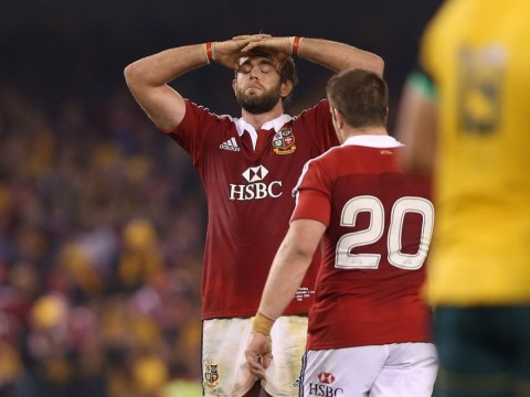 Geoff Parling sure Lions can still finish the job