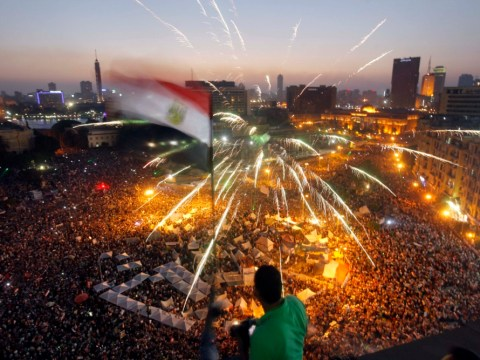 Egypt: Protesters flood streets to demand president's removal in 'biggest ever' demonstration