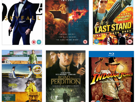 Skyfall, The Dark Knight trilogy and The Last Stand: Classic flicks to enjoy for Father's Day