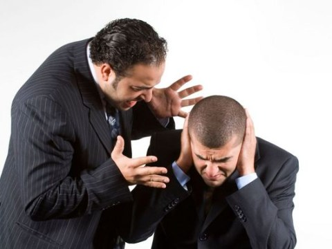 The ugly truth about bullying at the office…