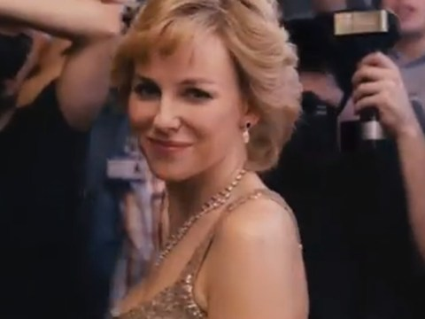 Diana trailer offers first glimpse of Naomi Watts as the People's Princess
