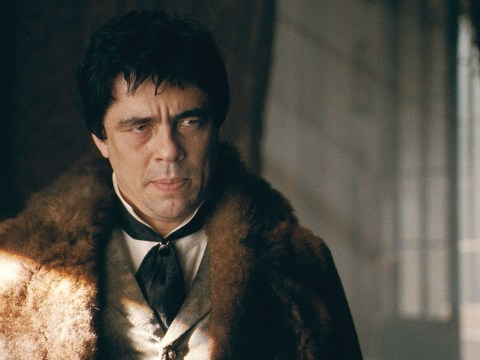 Benicio del Toro cast in Marvel's Guardians of the Galaxy