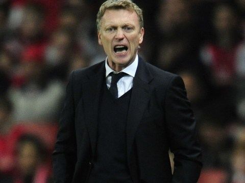 David Moyes promised a baptism of fire
