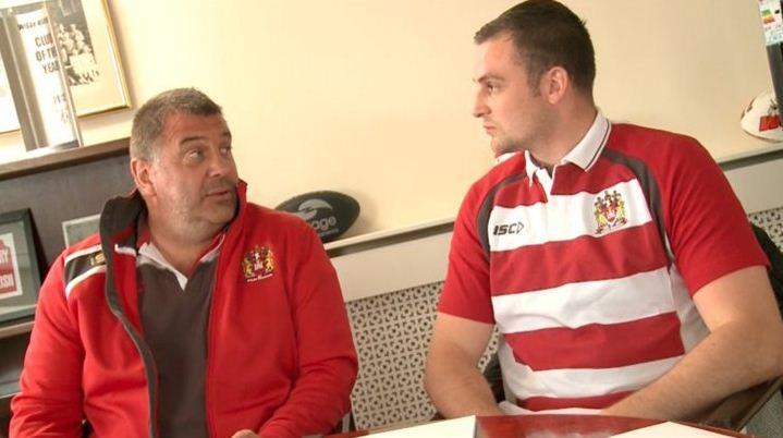 Sam Hopkins focused on Batley clash despite looming Wigan switch