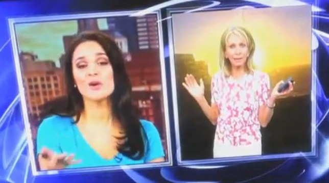 News, colleagues hate each other, CBS3