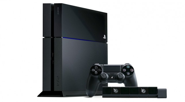 PlayStation 4 - a merry Christmas for Sony
