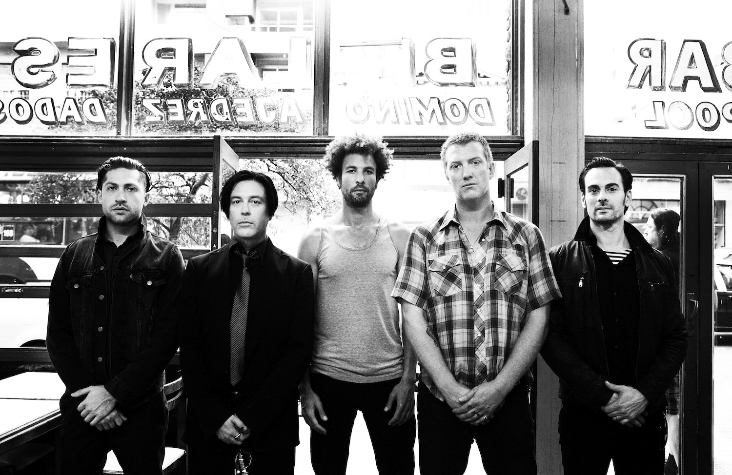 Queens Of The Stone Age will be touring in November (Picture: Queens Of The Stone Age)