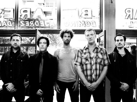 Queens Of The Stone Age's Josh Homme: We should make a record right away