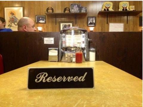 Restaurant where Tony Soprano enjoyed final meal leaves touching tribute to James Gandolfini