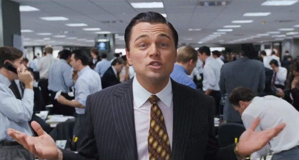 First trailer for Martin Scorsese's The Wolf Of Wall Street starring Leonardo DiCaprio drops