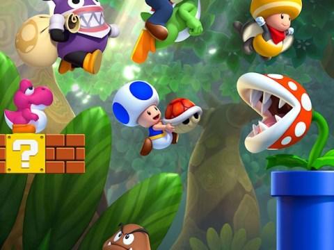 New Super Luigi U review – downloadable content